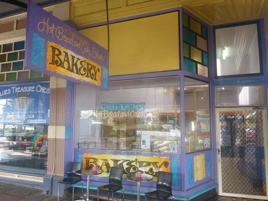 Childers Hot Bread  Cake Shop - Accommodation in Surfers Paradise