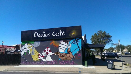 Oodies Cafe - Accommodation in Surfers Paradise