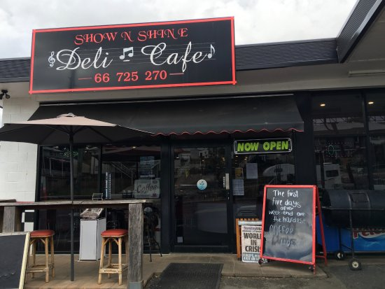 Show  Shine Deli Cafe - Accommodation in Surfers Paradise
