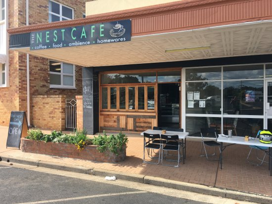 The Nest Cafe Crows Nest - Accommodation in Surfers Paradise