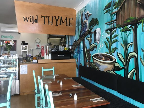 Wild THYME Dining - Accommodation in Surfers Paradise
