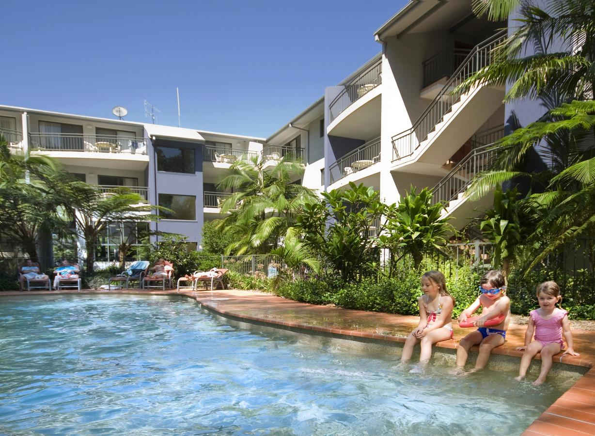 Flynns Beach Resort - Accommodation in Surfers Paradise