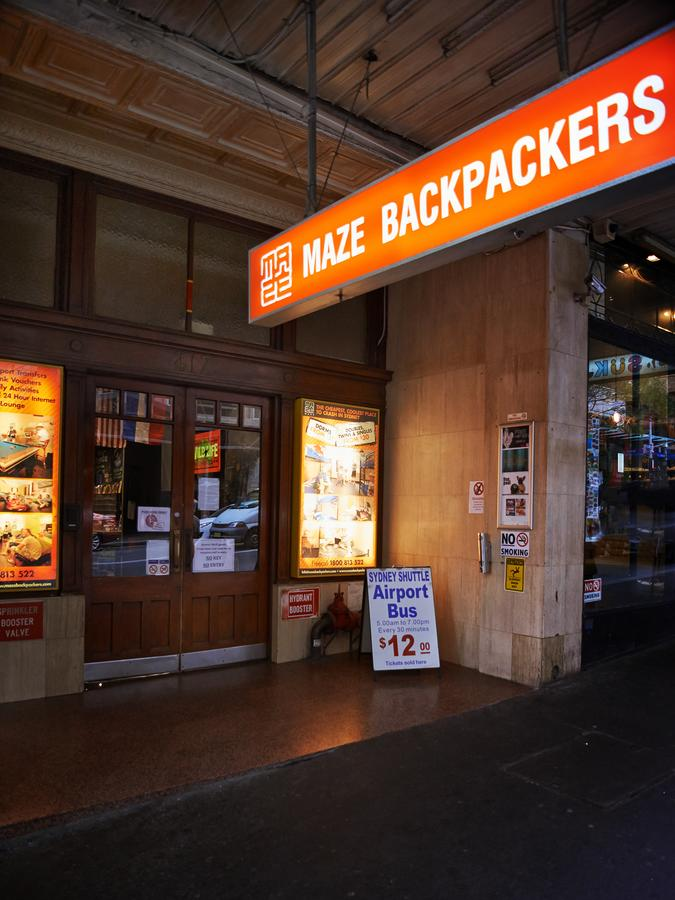 Maze Backpackers - Sydney - Accommodation in Surfers Paradise