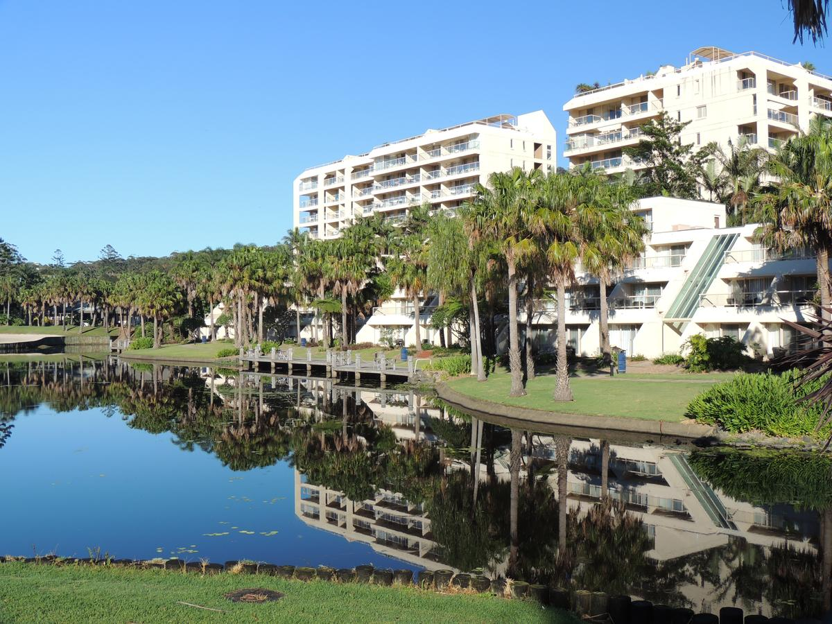 Charlesworth Bay Beach Resort - Accommodation in Surfers Paradise