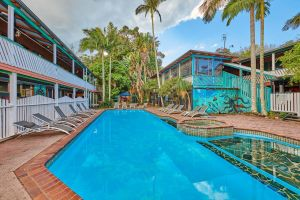 Arts Factory Lodge - Accommodation in Surfers Paradise