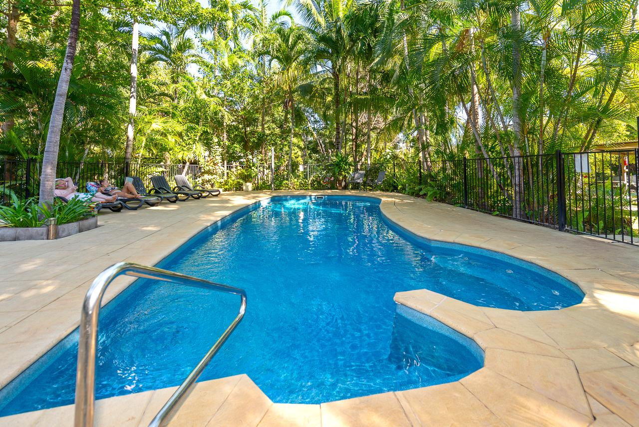 Oasis Tourist Park - Accommodation in Surfers Paradise