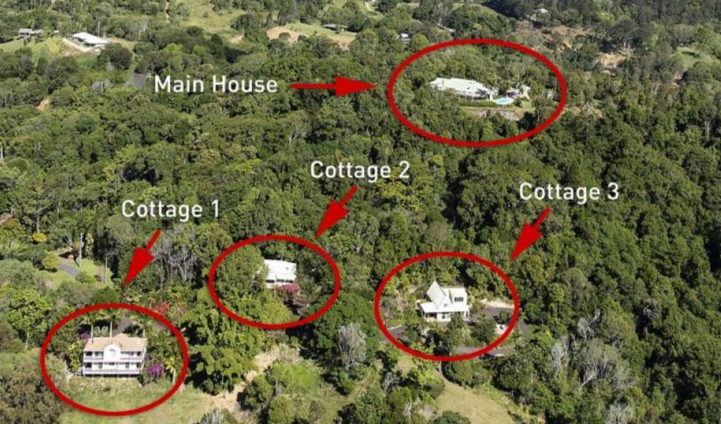 Cooroy Country Cottages - Accommodation in Surfers Paradise