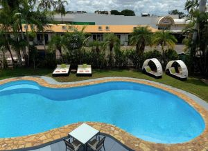 Katherine Motel - Accommodation in Surfers Paradise
