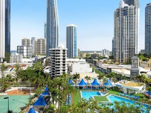View - In Heart of Surfers Paradise
