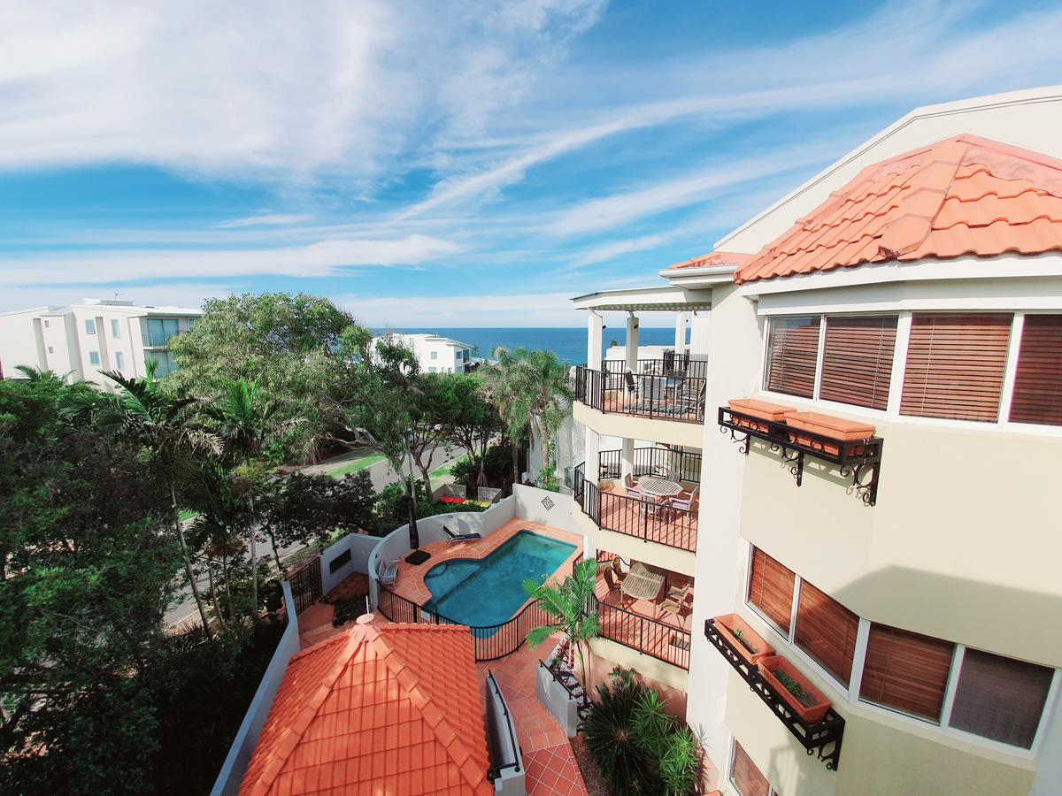 Parkshores Sunshine Beach Noosa Holiday Apartments - Accommodation in Surfers Paradise