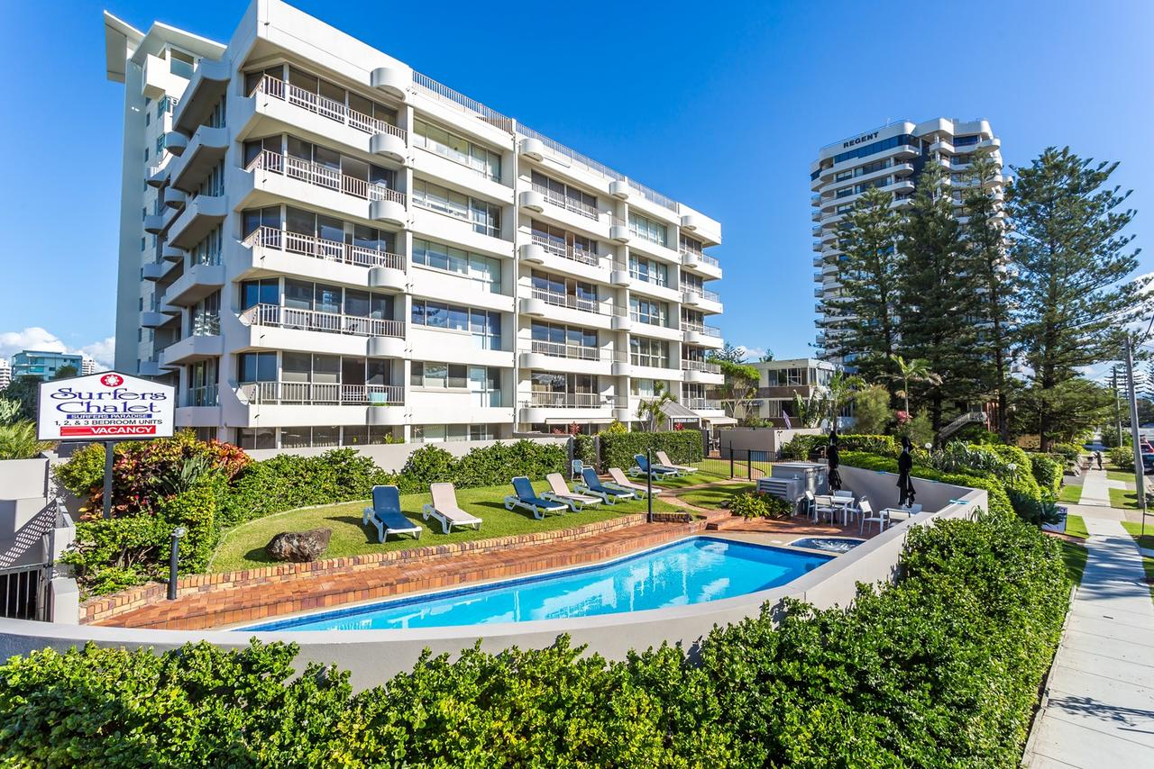Surfers Chalet - Accommodation in Surfers Paradise