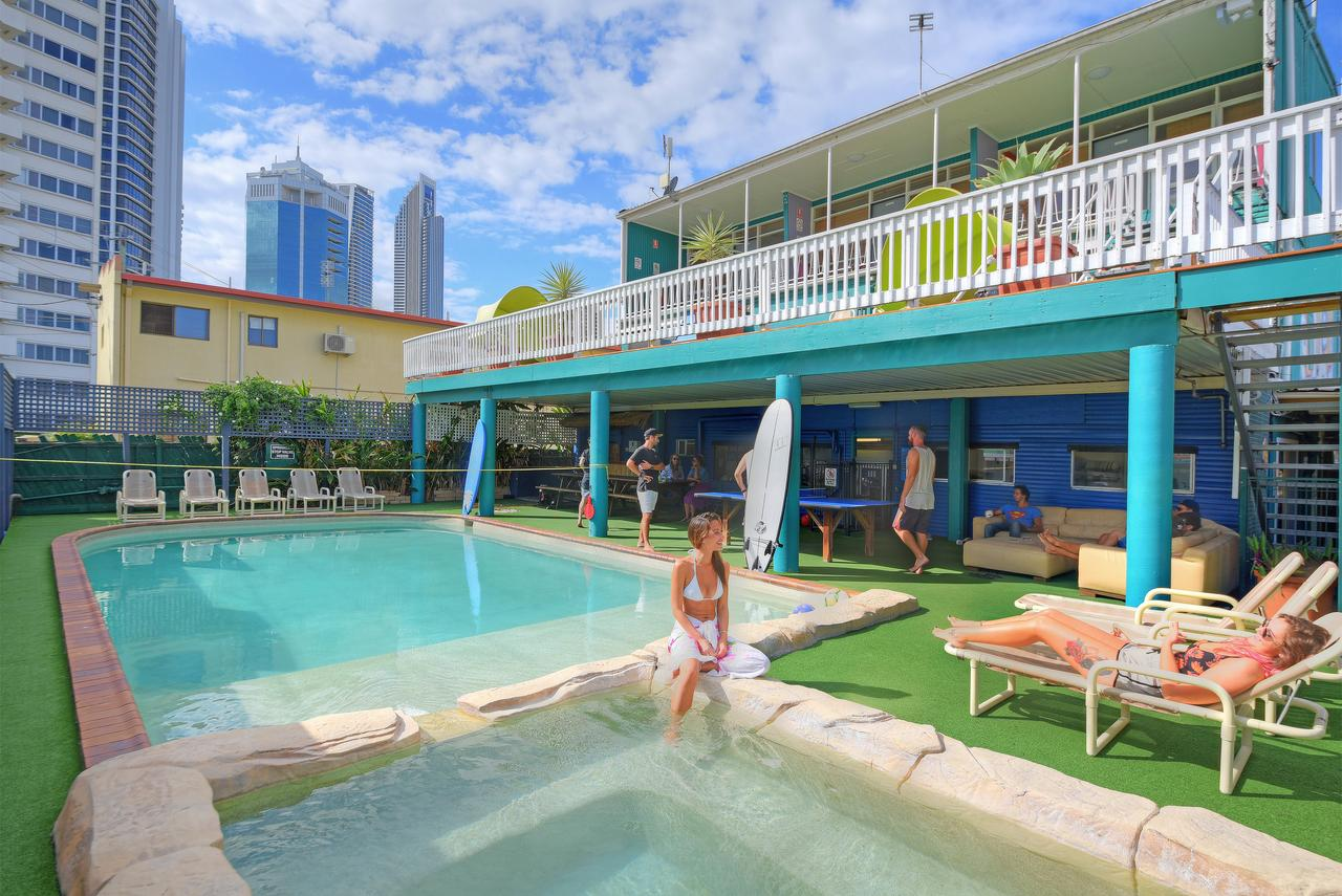 Backpackers In Paradise Resort - Accommodation in Surfers Paradise