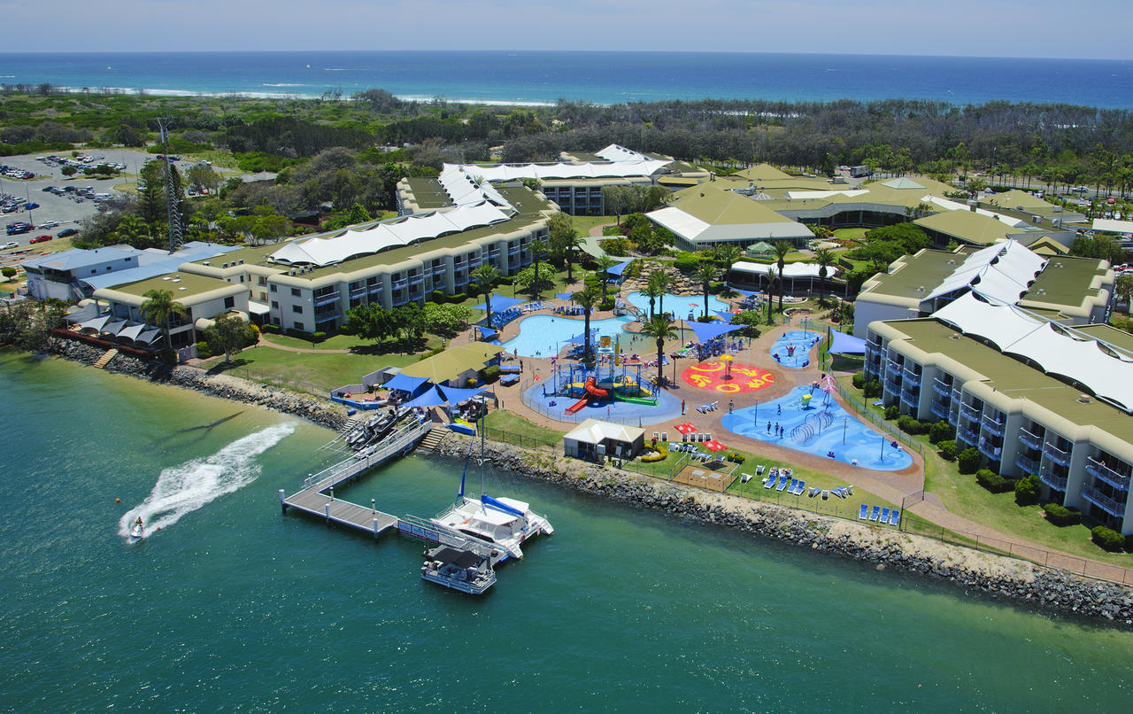 Sea World Resort  Water Park - Accommodation in Surfers Paradise