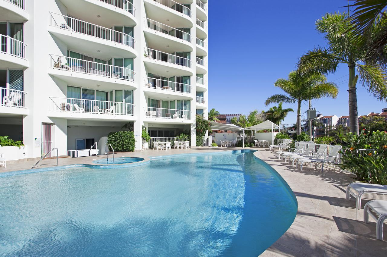 Crystal Bay On The Broadwater - Accommodation in Surfers Paradise