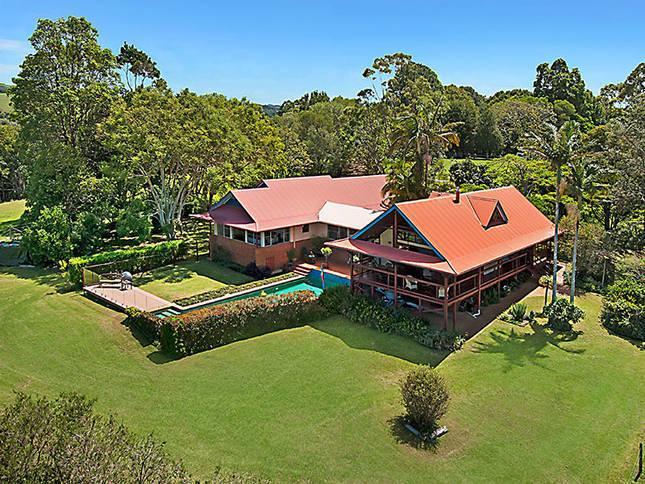 Toad Hall Byron Hinterland-Tintenbar - Accommodation in Surfers Paradise