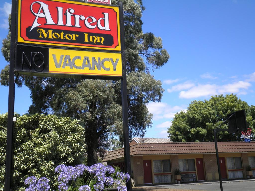 Alfred Motor Inn - Accommodation in Surfers Paradise