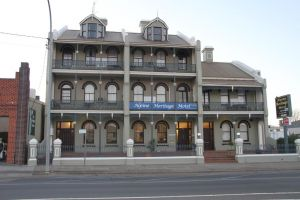 Alpine Heritage Motel - Accommodation in Surfers Paradise