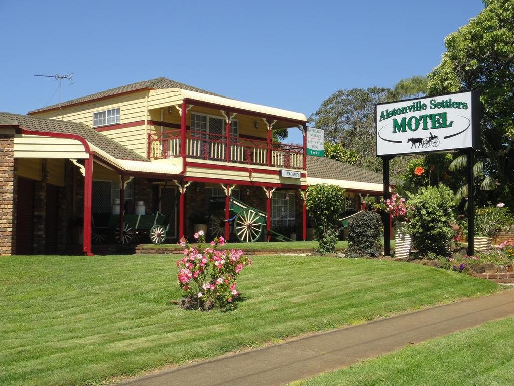 Alstonville Settlers Motel - Accommodation in Surfers Paradise