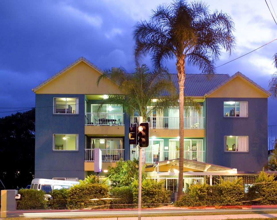 Aquarius Gold Coast - Accommodation in Surfers Paradise