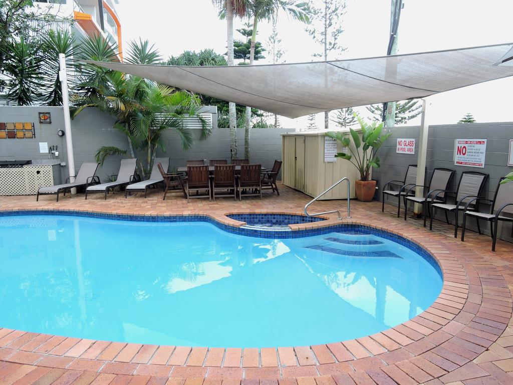 Bayview Beach Holiday Apartments - Accommodation in Surfers Paradise