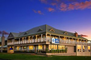 Best Western Sanctuary Inn - Accommodation in Surfers Paradise